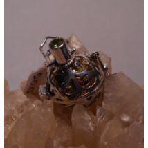 Ezüst medál ANGYALHÍVÓ gömb