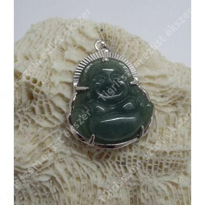 Ezüst medál JADE buddha
