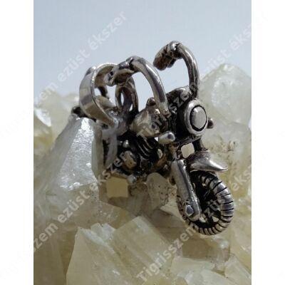 Ezüst medál motor/nagy