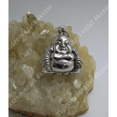 Ezüst medál Buddha
