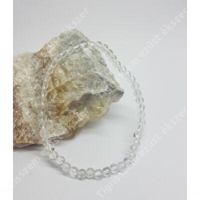 Hegyikristály karkötő 18 cm