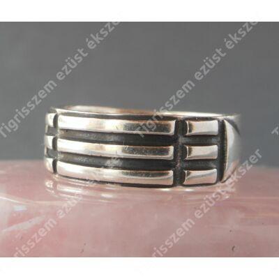 Ezüst gyűrű ATLANTISZI  59-es