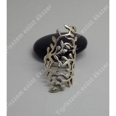 Ezüst gyűrű ágas-bogas, 56-os