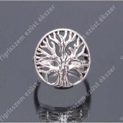 Ezüst gyűrű életfa 59-es