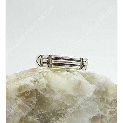 Atlantiszi ezüst gyűrű domború,67-es
